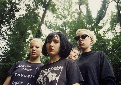 Bikini Kill launch Bikini Kill Records featuring music from Bikini Kill