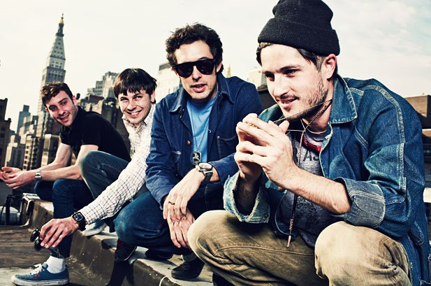 Black Lips join up with Lebanese rockers Lazzy Lung for Middle East tour