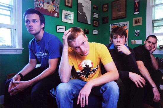 The Dismemberment Plan schedule two reunion shows, better snag tix ASAP if you wanna go