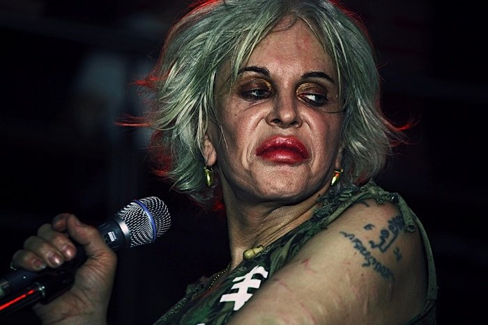 Last day to apply to get schooled by Genesis P-Orridge at MoMA's PS1