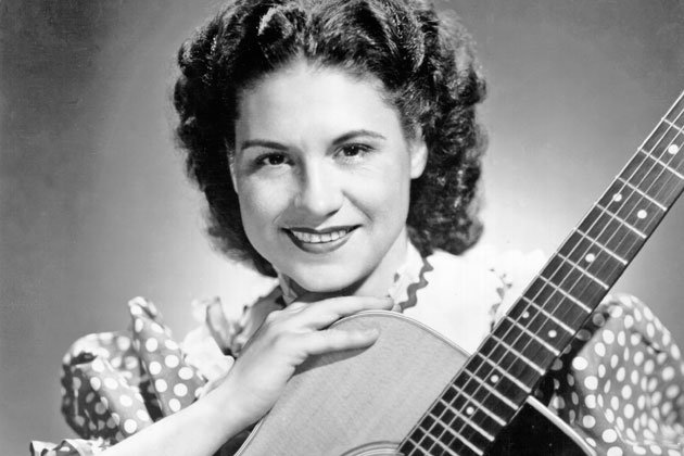 "RIP: Kitty Wells, the ""Queen of Country Music"""
