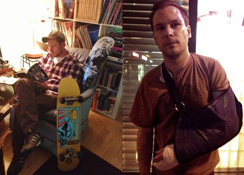 OM postpone August tour after (non-tragic) skateboarding accident