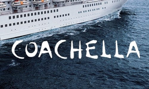 S.S. Coachella to set sail in December with Grimes, Pulp, Cloud Nothings, and more in the cargo hold. Only your money can free them!