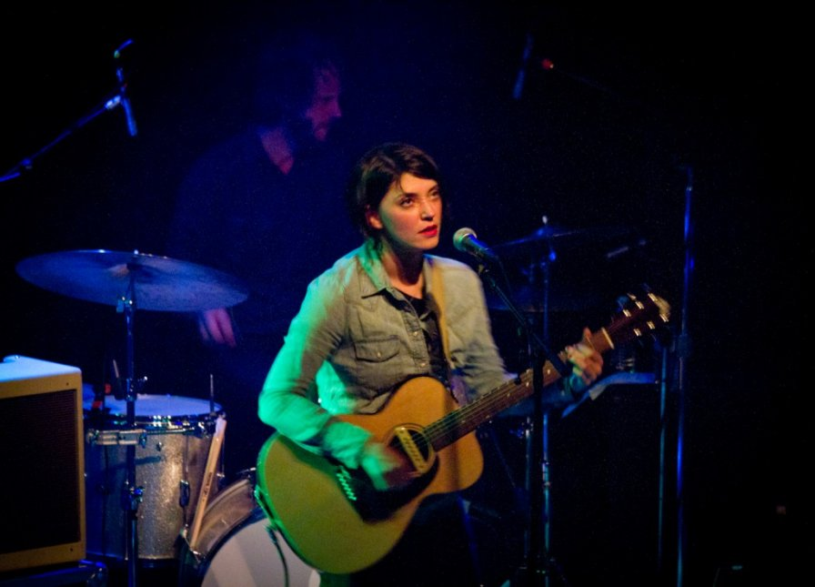 Sharon Van Etten has the results of your blood test: you're fine and she's going on tour