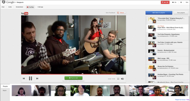 "Google+ embraces its inner audiophile, launches ""Studio Mode"" feature for live performances online"