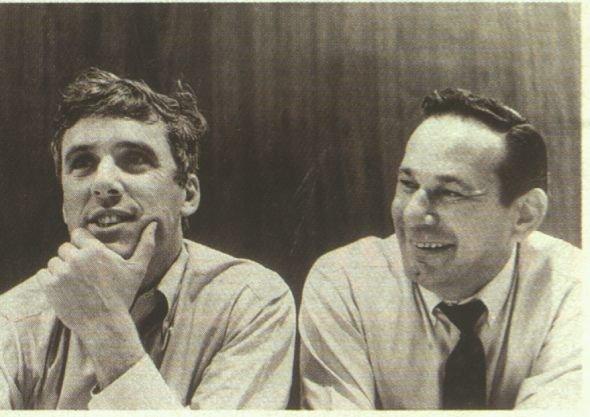 RIP: Hal David, legendary songwriter and Burt Bacharach music partner