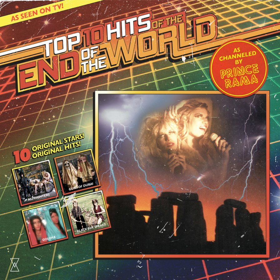 Prince Rama try to win over the Mayans with upcoming album Top Ten Hits of the End of the World