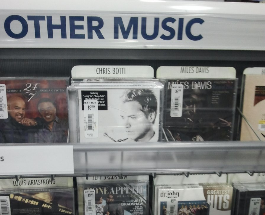 BREAKING NEWS: Album sales are down! Adele and Glee have not saved the music industry