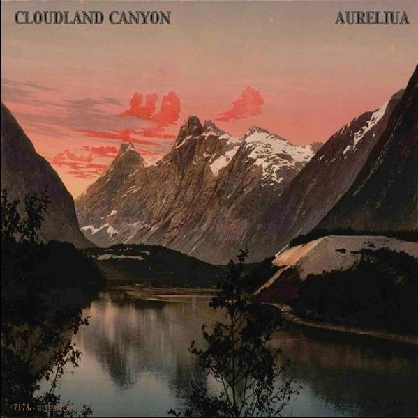 Cloudland Canyon to release three 12-inch EPs on three different labels before the end of the year. The rest of you are bums.