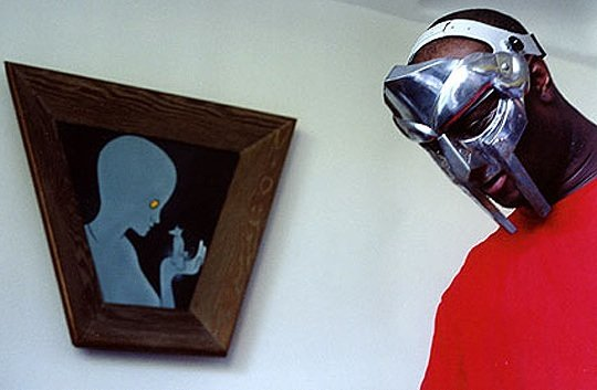 DOOM says new Madvillain album is nearly done (OR Impostor DOOM says new Impostor Madvillain album is nearly done)
