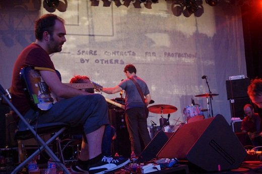 "Godspeed You! Black Emperor say ""G'Day!"" to Australia in 2013. (Hope you Australians enjoyed that headline!)"