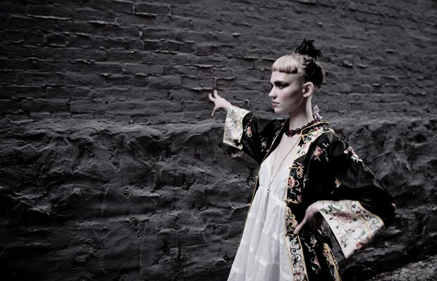 Grimes' gear stolen after Manchester show, because people are jerks; world tour to continue as planned