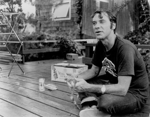 Provocative new John Fahey doc to be screened provocatively at Raindance Film Fest in hopes of provoking you into liking John Fahey a little more