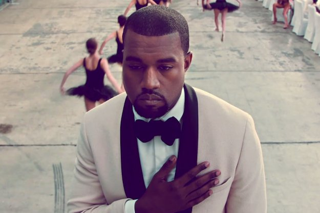 Kanye West sued for copyright infringement; probability of him giving a damn: minimal
