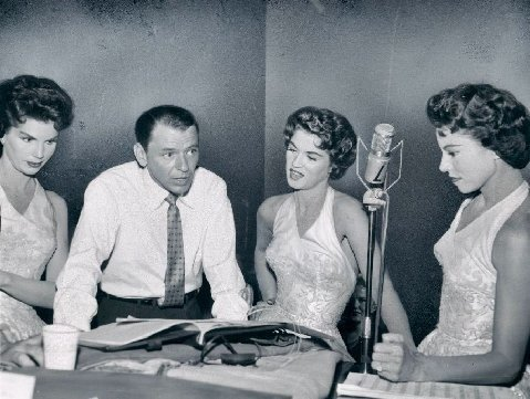 RIP: Dorothy McGuire of 50s vocal trio The McGuire Sisters
