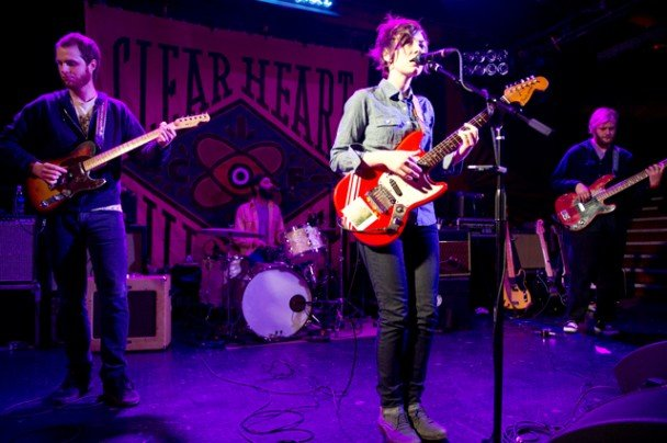 Mount Moriah sign to Merge, Merge reissues Mount Moriah's debut, which is SO like them