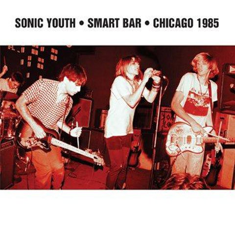 Sonic Youth have big news!!!! (...about an archival release from 1985)