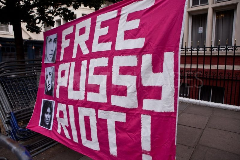 Pussy Riot's appeal successfully frees one member, making it seem just a little more confusing as to why the other two are still in jail