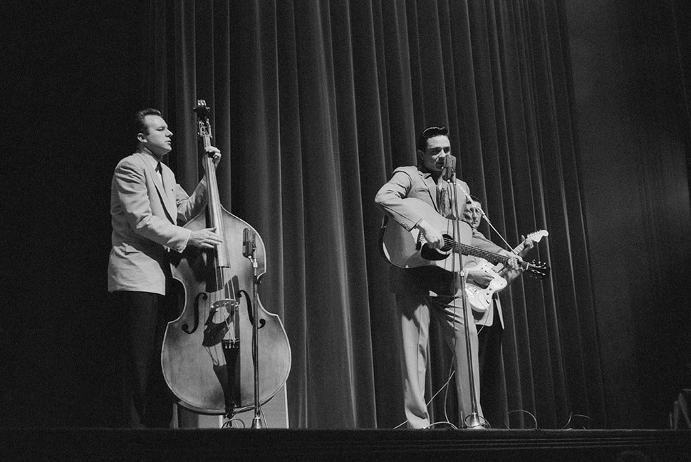 RIP: Marshall Grant, bassist and manager for Johnny Cash | Music News | Etc  | Tiny Mix Tapes